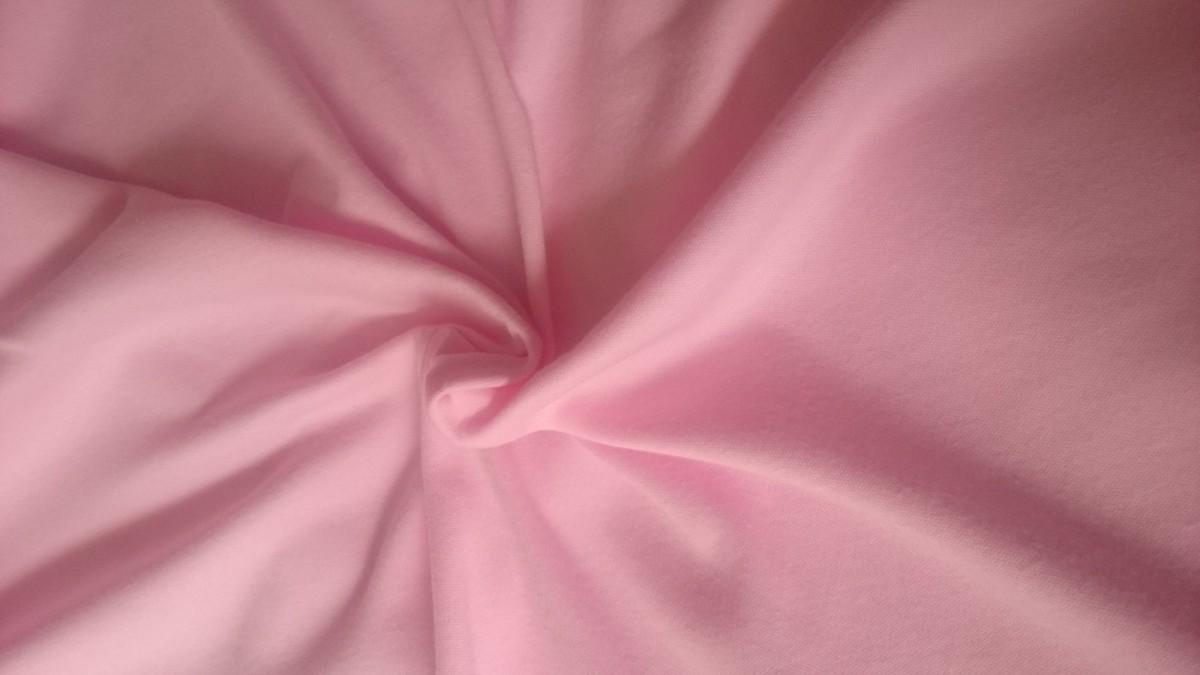 Интерлок Хлопок 100%, цвет Розовая Орхидея